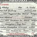 Prohibition Prescription Certificate Establishments by David Patterson