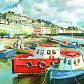 Promenade At Cobh by Conor McGuire