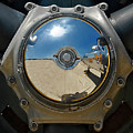Propeller Hub by Murray Bloom