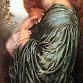 Proserpine 1881 by Dante Gabriel Rossetti Joy of Life Old Masters Gallery