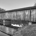Protection That Works Historic Watson Mill Covered Bridge by Reid Callaway