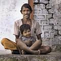 Proud Father by John Hansen