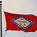 Proud To Be An Arkansan- Fine Art by KayeCee Spain