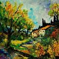Provence 670110 by Pol Ledent