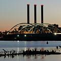 Providence Harbor IIi by David Gordon
