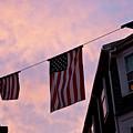 Provincetown At Dusk by David Gordon