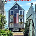 Provincetown Patriot By Sharon Eng by Sharon Eng