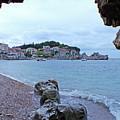 Przno Beach - Montenegro by Phil Banks