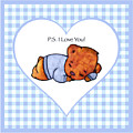 Ps I Love You - Boy Bear by Lori Blevins