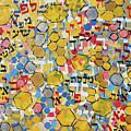 Psalm 19 Honeycomb 201756 by Alyse Radenovic