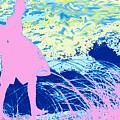 Psychadelic  Beach by Ian  MacDonald