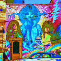 Psychdelic Rockers by Allen Beatty