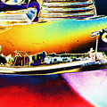 Psychedelic Chevy Bumper by Richard Henne
