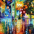 Psychedelic City by Leonid Afremov