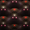 Psychedelic Pattern by Elena Riim