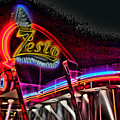 Psychedelic Zestos by Corky Willis Atlanta Photography