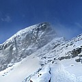 Ptarmigan Pass Tunnel South - Glacier National Park by Bruce Lemons
