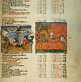 Ptolemy: Almagest, 1490 by Granger