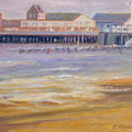 Ptown Fisherman's Wharf by Phyllis Tarlow