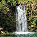 Pua'a Ka'a Falls by Jim Thompson