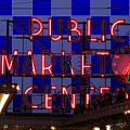 Public Market Checkerboard by Tim Allen
