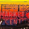 Public Market Mosaic 1 by Tim Allen