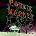 Public Market by Tim Allen