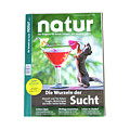 Published On Natur German Language Magazine Cover by Peggy Collins