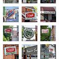 Pubs Of Winona Minnesota Beer Signs  by Kari Yearous
