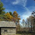 Puckett Cabin Va by Skip Willits