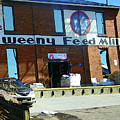 Pueblo Downtown--sweeny Feed Mill by Lenore Senior