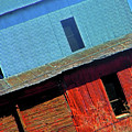 Pueblo Downtown--sweenys Feed Mill by Lenore Senior
