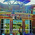 Pueblo Municipal Justice Center by Lenore Senior