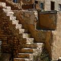 Pueblo Stairway by Joe Kozlowski