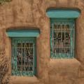 Pueblo Windows Nm Horizontal Img_8336 by Greg Kluempers