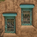 Pueblo Windows Nm Square Img_8336 by Greg Kluempers