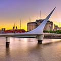 Puente La Mujer by Francisco Colon