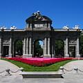 Puerta De Alcala by Lindsey Orlando