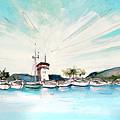 Puerto Portals 01 by Miki De Goodaboom