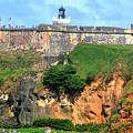 Puerto Rico - El Morro by Robyn King