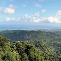 Puerto Rico Panorama by Bob Slitzan