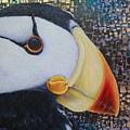 Puffin Glam by Dee Carpenter