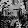 Puffing Billy II by Russell Alexander