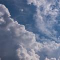 Puffy Clouds by Debra Fedchin