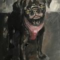 Pug Days by Tessa Moeller