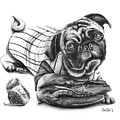 Pug Ruth  by Peter Piatt