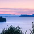 Puget Sound Twilight by Idaho Scenic Images Linda Lantzy