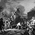 Pulling Down The Statue Of George IIi by War Is Hell Store