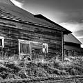 Pullman Barns by David Patterson