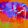 Pulp Fiction 2 by Naxart Studio
